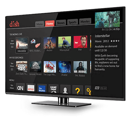 Watch Movies On Demand with The Hopper - Las Vegas, NV - Nevada - DTV FOR LESS - DISH Authorized Retailer