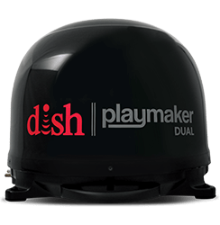 DISH Playmaker Dual - Outdoor TV - Las Vegas, NV - DTV FOR LESS - DISH Authorized Retailer