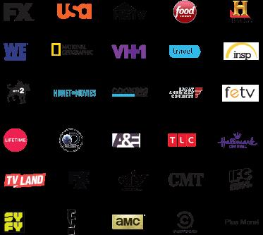 Flex Pack TV Package Channels List