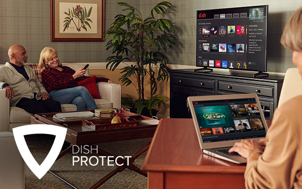 Get DISH Protect from DTV FOR LESS in Las Vegas, NV