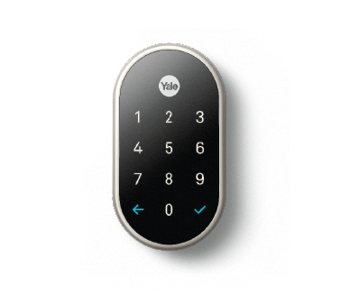 DISH Smart Home Services - Nest x Yale Lock - Las Vegas, NV - Nevada - DTV FOR LESS - DISH Authorized Retailer