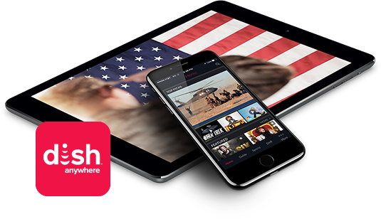DISH Anywhere from DTV FOR LESS in Las Vegas, NV - A DISH Authorized Retailer
